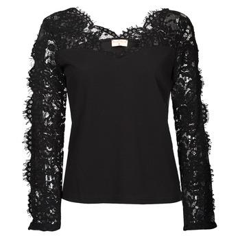 Odjeća Žene  Topovi i bluze Moony Mood PABSCONE Crna