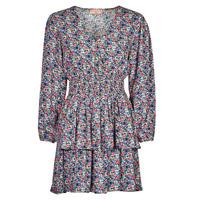 Odjeća Žene  Kratke haljine Moony Mood PAPIS Ružičasta
