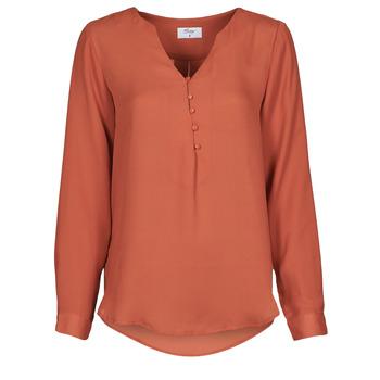 Odjeća Žene  Topovi i bluze Betty London PISSINE Boja hrđe