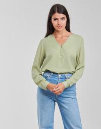 Odjeća Žene  Topovi i bluze Betty London PISSINE Maslinasta boja