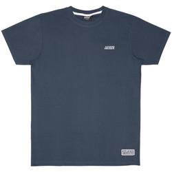 Odjeća Muškarci  Majice kratkih rukava Jacker Classic logo Blue