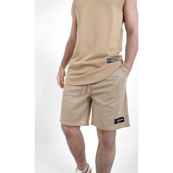 Odjeća Muškarci  Bermude i kratke hlače Sixth June Short  Mesh beige
