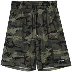 Odjeća Muškarci  Bermude i kratke hlače Sixth June Short  Mesh