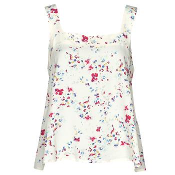 Odjeća Žene  Topovi i bluze Vero Moda VMMILA Bež