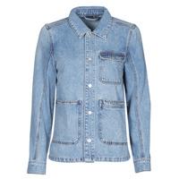 Odjeća Žene  Traper jakne Vero Moda VMSMILLA Blue