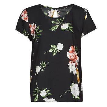 Odjeća Žene  Topovi i bluze Only ONLMADONNA Multicolour