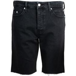 Odjeća Muškarci  Bermude i kratke hlače Calvin Klein Jeans  Crna