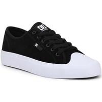 Obuća Muškarci  Niske tenisice DC Shoes Manual RT S Crna