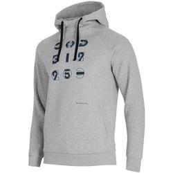 Odjeća Muškarci  Sportske majice 4F BLM014 Siva