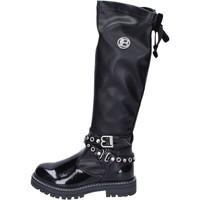 Obuća Djevojčica Čizme iznad koljena Laura Biagiotti BH517 Crno