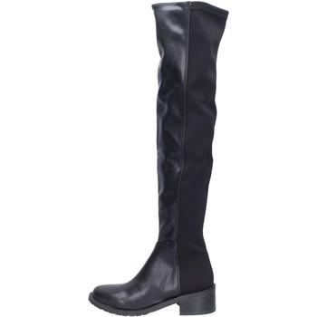 Obuća Žene  Čizme iznad koljena Olga Rubini BH523 Crno