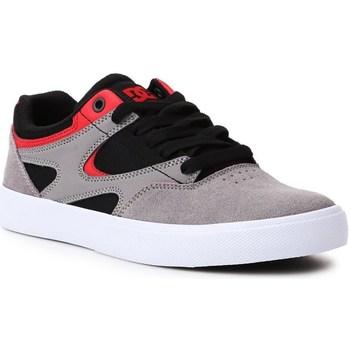 Obuća Muškarci  Niske tenisice DC Shoes Kalis Vulc Siva