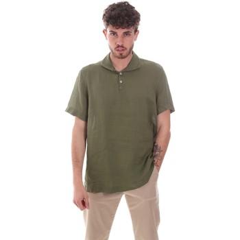 Odjeća Muškarci  Košulje kratkih rukava Sseinse CE660SS Zelena