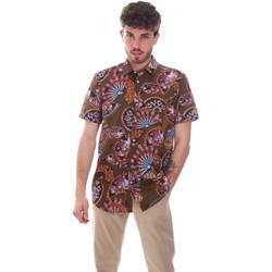 Odjeća Muškarci  Košulje kratkih rukava Sseinse CE665SS Zelena