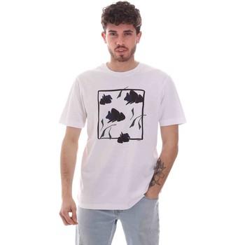 Odjeća Muškarci  Majice kratkih rukava Sseinse TE1818SS Bijela