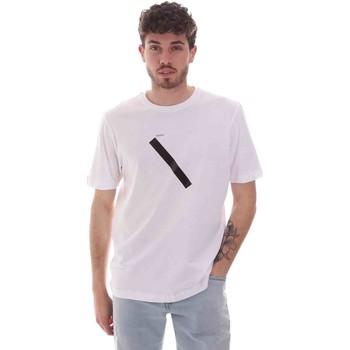 Odjeća Muškarci  Majice kratkih rukava Sseinse TE1820SS Bijela