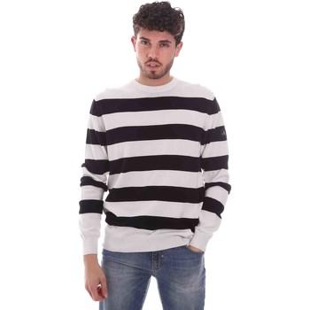 Odjeća Muškarci  Puloveri Navigare NV00232 30 Bijela
