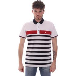 Odjeća Muškarci  Polo majice kratkih rukava Navigare NV70028 Bijela