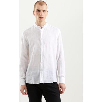 Odjeća Muškarci  Košulje dugih rukava Refrigiwear RM0C10100LI9110 Bijela