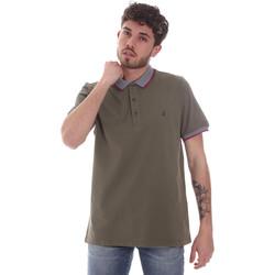 Odjeća Muškarci  Polo majice kratkih rukava Navigare NV82125 Zelena
