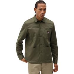Odjeća Muškarci  Košulje dugih rukava Dickies DK0A4XEIMGR1 Zelena