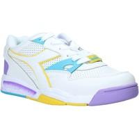 Obuća Žene  Niske tenisice Diadora 501175534 Bijela