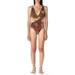 Odjeća Žene  Jednodijelni kupaći kostimi F * * K  Smeđa