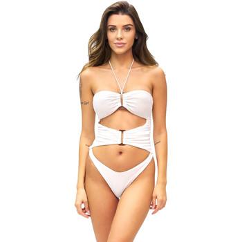 Odjeća Žene  Jednodijelni kupaći kostimi F * * K  Bijela