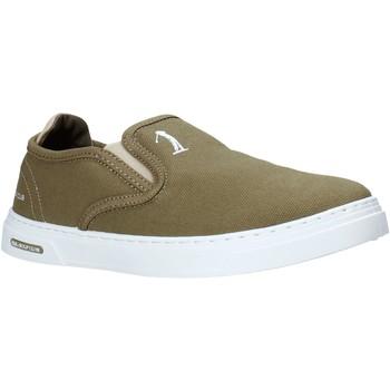 Obuća Muškarci  Slip-on cipele U.s. Golf S21-S00US302 Zelena