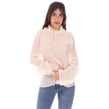 Odjeća Žene  Topovi i bluze Dixie C212P023 Bijela