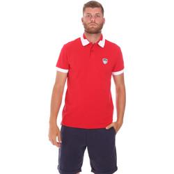 Odjeća Muškarci  Polo majice kratkih rukava Ea7 Emporio Armani 3KPF07 PJ04Z Crvena