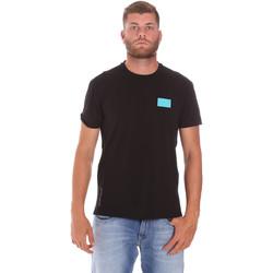 Odjeća Muškarci  Majice kratkih rukava Ea7 Emporio Armani 3KPT50 PJAMZ Crno