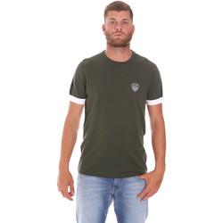 Odjeća Muškarci  Majice kratkih rukava Ea7 Emporio Armani 3KPT56 PJ4MZ Zelena