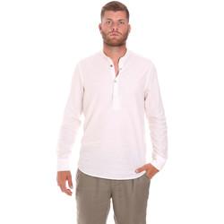 Odjeća Muškarci  Košulje dugih rukava Sseinse CE611SS Bijela