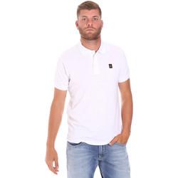 Odjeća Muškarci  Polo majice kratkih rukava Refrigiwear RM0T25900PQ9002 Bijela