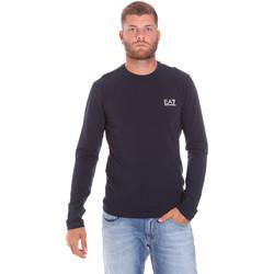 Odjeća Muškarci  Majice dugih rukava Ea7 Emporio Armani 8NPT55 PJM5Z Plava