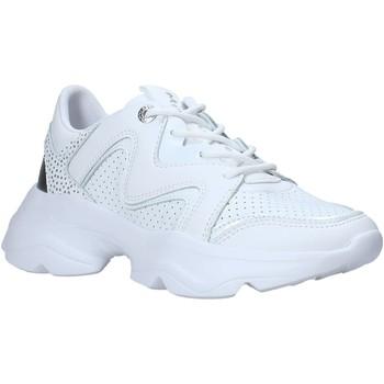 Obuća Žene  Niske tenisice Manila Grace S667LU Bijela