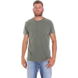 Odjeća Muškarci  Majice kratkih rukava Lumberjack CM60343 022EU Zelena