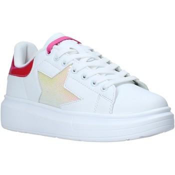 Obuća Žene  Niske tenisice Shop Art SA050110 Bijela