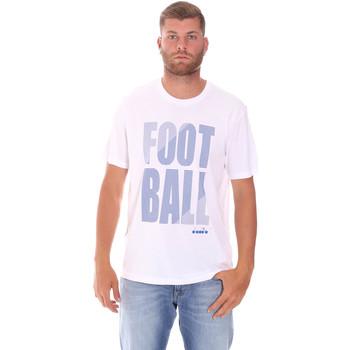 Odjeća Muškarci  Majice kratkih rukava Diadora 102175854 Bijela