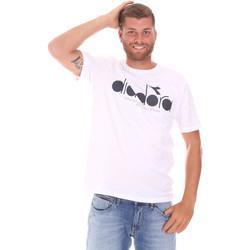 Odjeća Muškarci  Majice kratkih rukava Diadora 502176633 Bijela