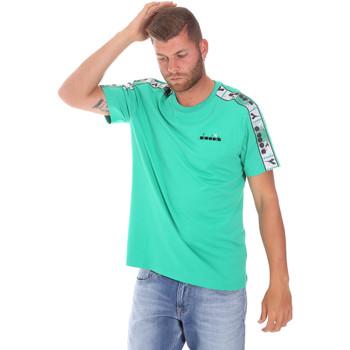 Odjeća Muškarci  Majice kratkih rukava Diadora 502176085 Zelena