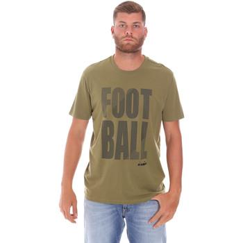 Odjeća Muškarci  Majice kratkih rukava Diadora 102175854 Zelena