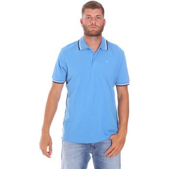 Odjeća Muškarci  Polo majice kratkih rukava Diadora 102161006 Plava