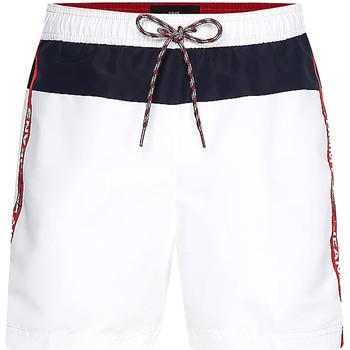 Odjeća Muškarci  Kupaći kostimi / Kupaće gaće Tommy Hilfiger UM0UM02070 Bijela