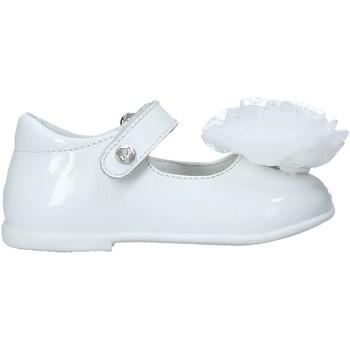 Obuća Djevojčica Balerinke i Mary Jane cipele Naturino 2014715 02 Bijela