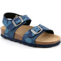 Obuća Djeca Sandale i polusandale Grunland SB1680 Plava