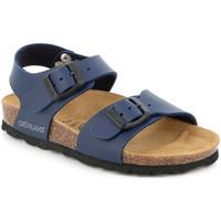 Obuća Djeca Sandale i polusandale Grunland SB1206 Plava