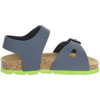 Obuća Djeca Sandale i polusandale Grunland SB0025 Plava