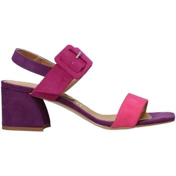 Obuća Žene  Sandale i polusandale Grace Shoes 855015 Ljubičasta